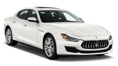 maserati car hire in italy