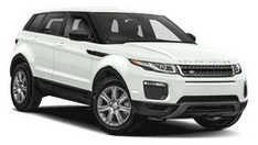 range rover car hire in italy